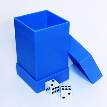 86 DISCONTINUED Forcing Dice Box + ONLINE VIDEO