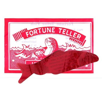 Fortune Teller Miracle Fish- VINTAGE (Pack of 3)