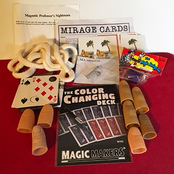 SOLD Magic Grab Bag #37 Including Magnetic Ropes *PREOWNED*