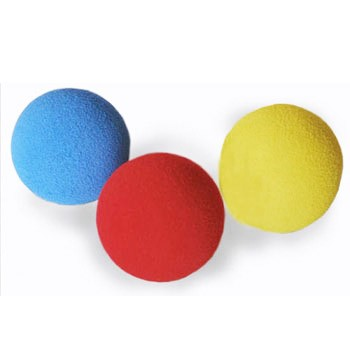Grand Finale Rubber Balls Set of 3