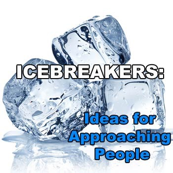 PASSWORD: Icebreakers Tips