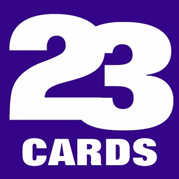 23 Cards (INSTANT DOWNLOAD)