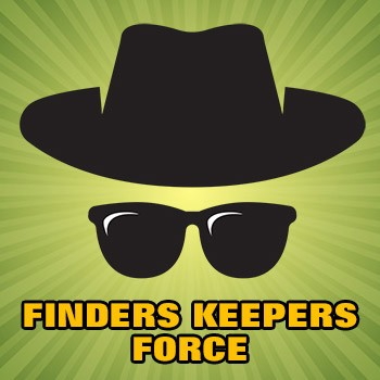 Finders Keepers Force (INSTANT DOWNLOAD)