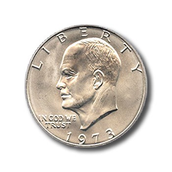 OSR U.S. Eisenhower Dollar Coin