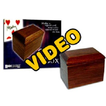 PASSWORD: Illusion Card Box Tips Video