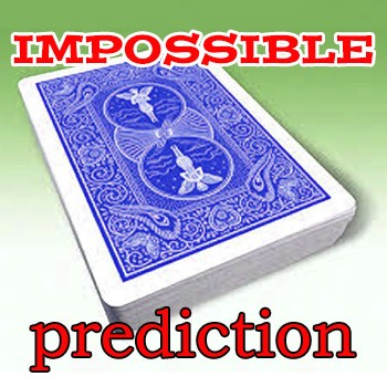 Impossible Card Prediction + BONUS VIDEO