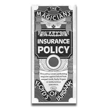 86 DISCONTINUED Insurance Policy - Classic