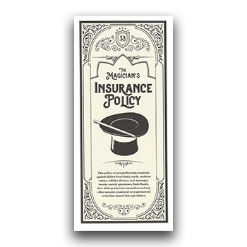 Insurance Policy - Quadruple Impact