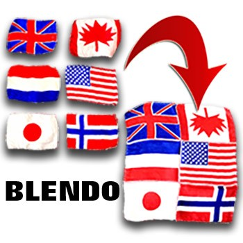 International Flags Blendo
