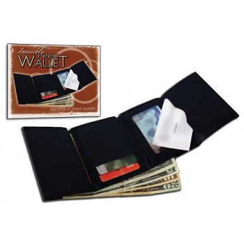 DISCONTINUED Invisible Peek Mentalism Wallet