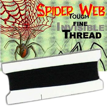 Invisible Thread- Spider Unstripped