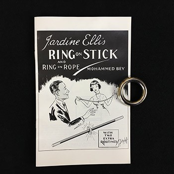 Jardine Ellis Ring + BOOKLET