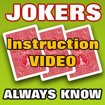 ONLINE VIDEO: Jokers Always Know