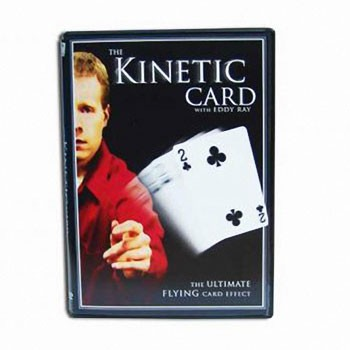Kinetic Card With DVD
