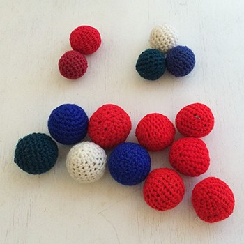 Knit Balls Assortment *PREOWNED*