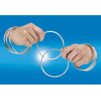 Linking Rings- 4inch Set of 8