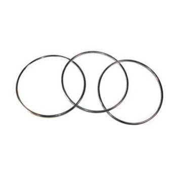 Linking Rings- Locking Set of 3