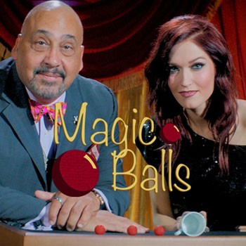 DISCONTINUED Magic Balls with DVD