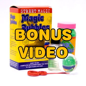PASSWORD: Magic Bubbles BONUS VIDEO