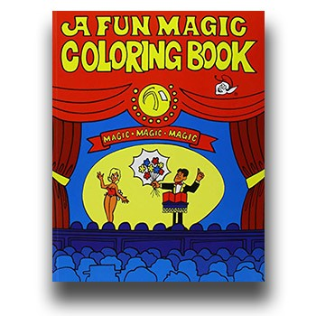 Magic Coloring Book Trick Fast Shipping Magictricks Com