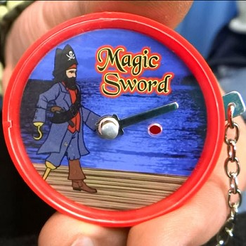 OSR Marvelous Magic Sword Puzzle