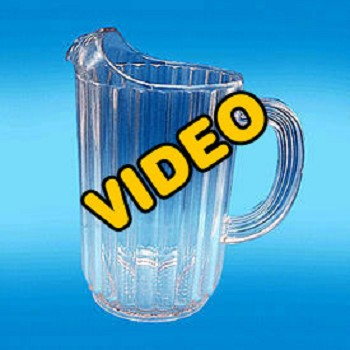 ONLINE VIDEO: Milk Pitcher