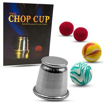 Mini Chop Cup Set With DVD