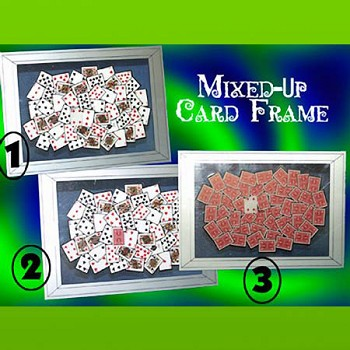 Mixed Up Card Frame