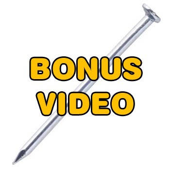 BONUS VIDEO: Nailed