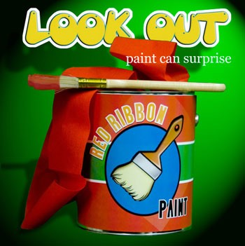 Paint Can Surprise
