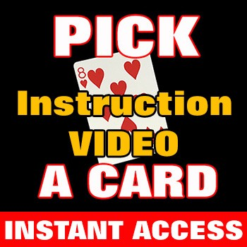 ONLINE VIDEO: Pick a Card
