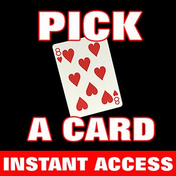 Pick a Card (INSTANT DOWNLOAD)