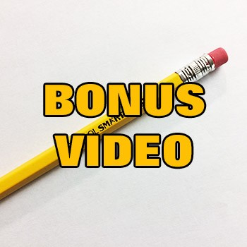 BONUS VIDEO: PK Pencil