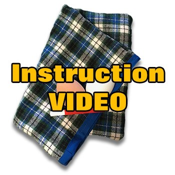 ONLINE VIDEO: Plaid Superior Two Egg Bag
