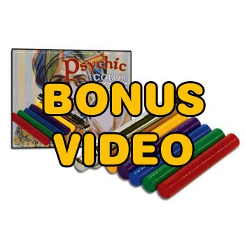 PASSWORD: Psychic Color Sticks Bonus Video