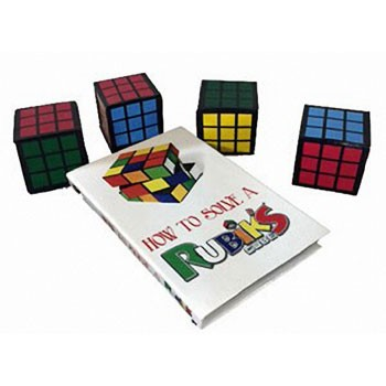 Appearing Rubiks Cubes