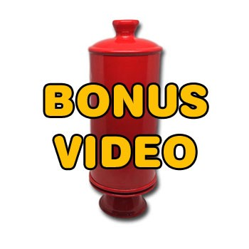 BONUS VIDEO: Scientific Vase