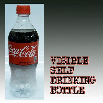 Self-Drinking Coke Bottle