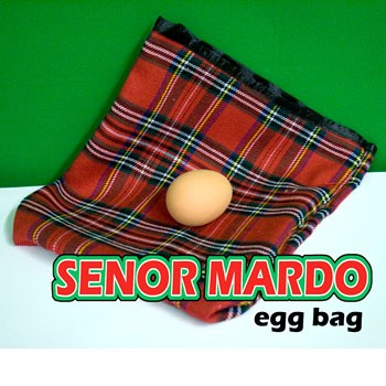 Senor Mardo Egg Bag+ EGG + BONUS VIDEO