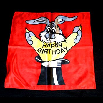 Silk- Happy Birthday 36-Inch