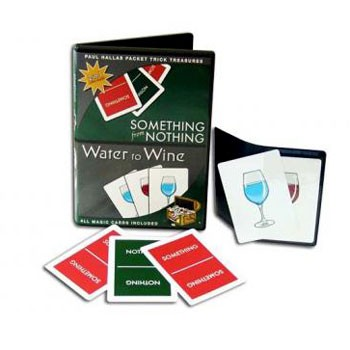 DISCONTINUED Something From Nothing + Water To Wine