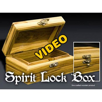 PASSWORD: Spirit Lock Box Bonus Video