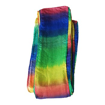 Narrow Production Silk Streamer - 16 FEET