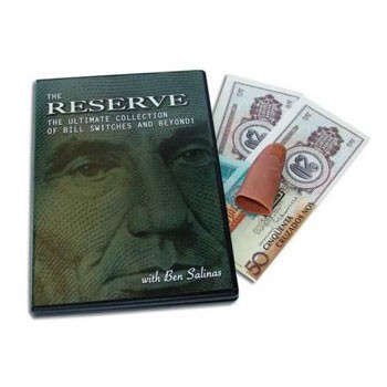 The Reserve: Bill Switch plus DVD