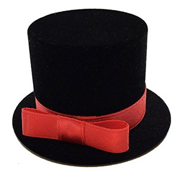 Top Hat Ring Box