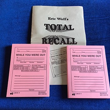 SOLD Total Recall *PREOWNED*