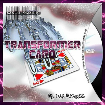 *CLOSEOUT* Transformer Card