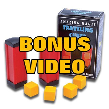 ONLINE VIDEO: Traveling Cubes