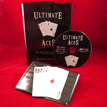 DISCONTINUED Ultimate Aces + ONLINE VIDEO