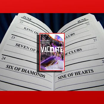 ValiDATE with DVD + BONUS VIDEO